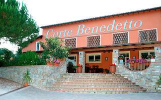 Ubytování Agrihotel Corte Benedetto