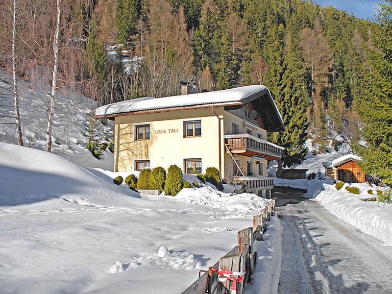 Ubytování Arlberg